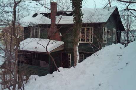 The Wohlgemuth Residence - Exterior, Before