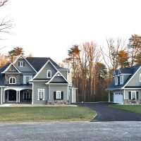 Custom Home - Crownsville