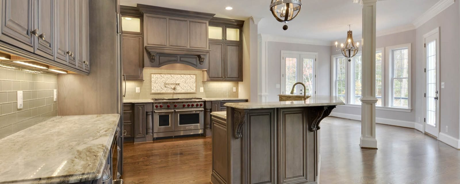 Millersville Custom Home - Kitchen