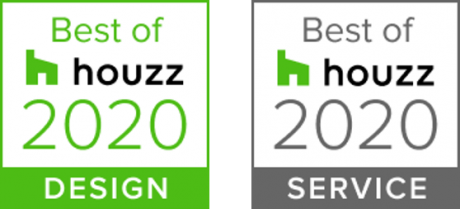 Best of Houzz 2020 for Design and Service